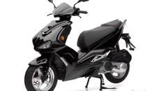 HERCULES MOTOR ROLLER 125 ccm - 82 km/h - 2 Personen