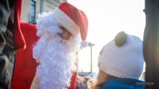 Weihnachtsmann Sprechstunde