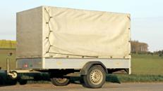 Anhänger Umzugsanhänger Planenanhänger PKW-Anhänger Mehrzweckanhänger bis 750kg