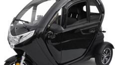 Elektroauto Kabinenroller Elektrobike Spassfahrzeug Roller mit Strassenzulassung