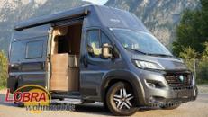 Knaus Boxstar Solution Kastenwagen für bis zu 4 Personen
