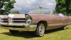 Pontiac Parisienne Cabrio zu vermieten, Selbstfahrer oder Chauffeur, Hochzeit, Geburtstag usw.