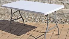 Tisch Banketttisch Klapptisch Veranstaltungstisch eckig