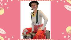 Clownin Bina`s Spiele-Spaß und Kinderschminken