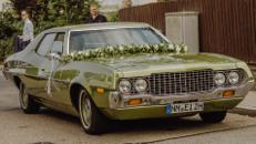 Oldtimer, US-Car, Hochzeitsauto, Brautauto, mieten