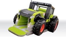 Hüpfburg Traktor   Activity Center   XXL