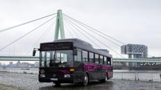 Partybus Düsseldorf mieten >> Partybus-NRW.com