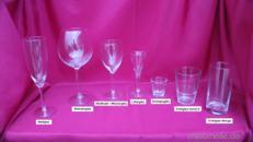 Gläser für Event / Feiern