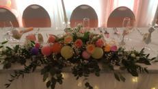 Komplettdekorationen von Feiern und Hochzeiten aller Art