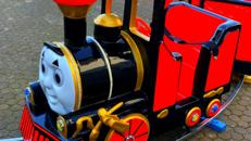 Kindereisenbahn * Eisenbahn Candysaar.de Express