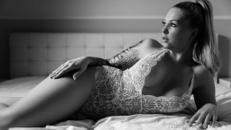 Stripperin Tanzmarie ★ sexy Blondine