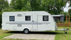 Adria Altea 552 PK Wohnwagen für bis zu 7 Personen