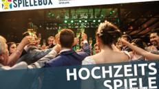 Spielebox - Hochzeit. Lustige Spiele + Ice Breaker für jede Hochzeit