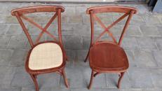 Crossback Stuhl, Holzstuhl für Hochzeit, Crossbackchair