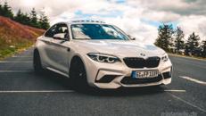 BMW M2 Competition selbst fahren und erleben
