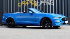 Ford Mustang GT Cabrio Hochzeitsauto