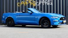 Ford Mustang GT Cabrio