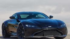 Aston Martin NEW Vantage Coupe mieten, auch als Gutschein. Von Ihrem Sportwagenexperten ECC-RENT