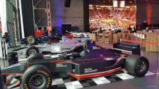 Rennsimulatoren Formel 1 komplett inkl. Begleitung