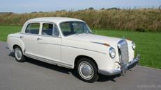 Mercedes 220 S – Ponton – Bj. 1958