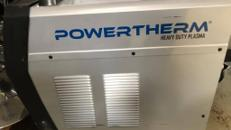 Powertherm Heavy Duty Plasma XP125 + Kompressor
