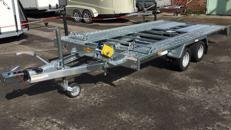 Humbaur FTK 27 40 20 Fahrzeugtransporter