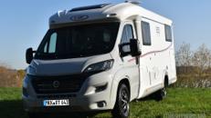 LMC Van 643 G - teilintegriertes Wohnmobil für 2 Personen