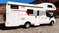 Kronos 279 M Wohnmobil