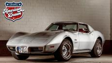 Corvette C3 1976 für Selbstfahrer