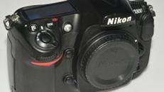 Nikon D300 Kamera mit Sigma 18-200mm 3.5-5.6 Objektiv