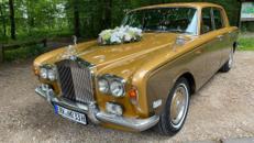 Rolls Royce Hochzeitsauto, Weddingcar, Voiture de mariage