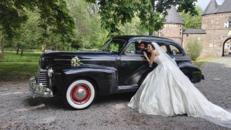 Oldtimer, Killer-Car, Hochzeitsauto, Hochzeitsfahrten