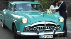 Oldtimer, Cadillac, Hochzeitsauto, Packard
