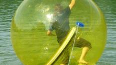 Spielgerät Aquazorb Ball