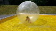 Aquazorb Bälle mit Becken