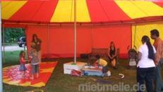 Leichtbau Circuszelt / Zirkuszelt