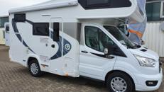 Wohnmobil Chausson C514 m. Automatik freie Termine zu vermieten