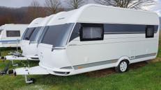 Wohnwagen Hobby 460DL Ontour 1350kg ab 22.08. frei zu ver mieten