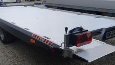 AUTOTRAILER  / AUTOTRANSPORT / ANHÄNGER   3.5 Tonnen