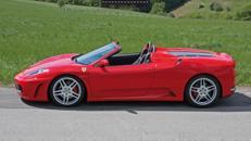 Ferrari F430 Spider - ohne Kaution