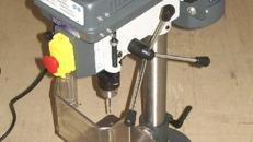 Geräte, Tischbohrmaschine, Säulenbohrmaschine, Quantum