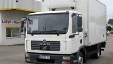 Kühlkoffer-Fahrzeuge MAN