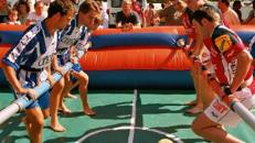 Human Table Kicker - Riesenkicker - Life Soccer -inkl. 19% MwSt.