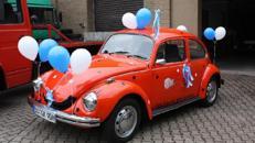 VW Käfer / Oldtimer / Glückskäfer / Maikäfer