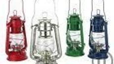 Petroliumlampen
