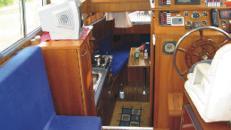 Spitzgatt/ Motorboot