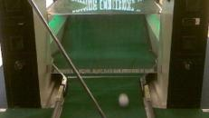 Golf Simulator, Putting Challenge