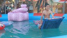 aufblasbarer Pool - Swimmingpool, inkl. 19% MwSt