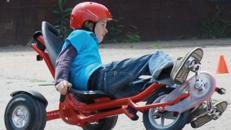 Triker für Kinder/Pedal Triker/Triker Kettcar