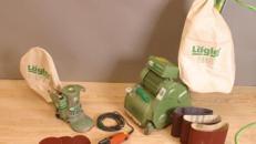 Parkett Holzbodenschleifset Schleifmaschine